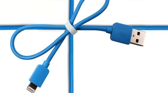 วิธีการเลือกสายชาร์จโทรศัพท์ USB CABLE