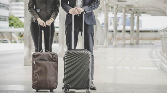 วิธีการเลือกซื้อกระเป๋าเดินทางล้อลาก