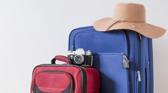 วิธีการทำความสะอาดกระเป๋าเดินทาง