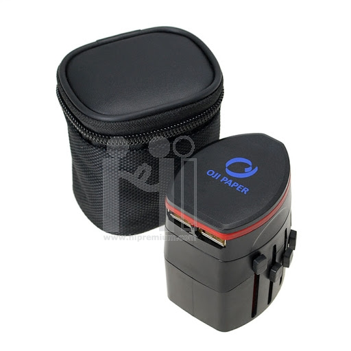 Plug Adapter บริษัท โอจิ เปเปอร์