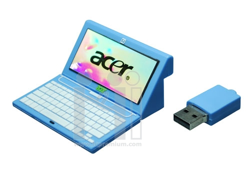 แฟลชไดร์ฟคอมพิวเตอร์โน้ตบุ๊ค Acer หรือทรงอื่นๆตามสั่ง(แฟลชไดรฟ์สั่งทำ)