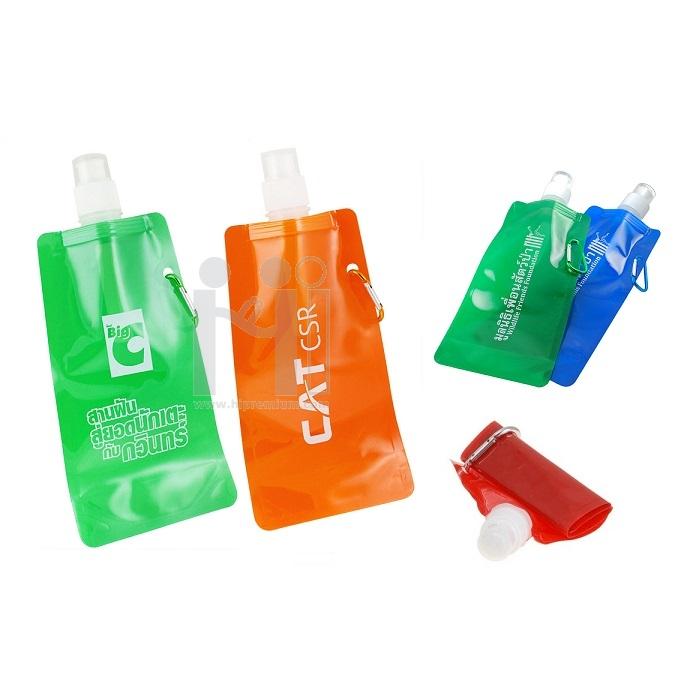 ถุงใส่เจลแอลกอฮอล์,น้ำดื่ม<br> ถุงพลาสติกอย่างดี