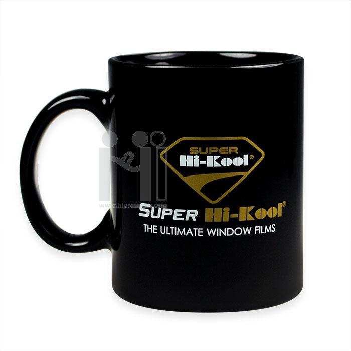 ***แก้วกาแฟเซรามิกมัคสีดำ Stoneware