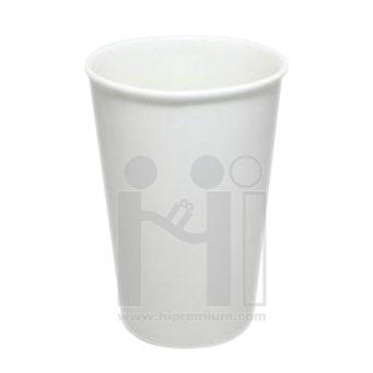 แก้วไม่มีหูจับ แก้วมัก แก้วกาแฟเซรามิกมัค แก้ว mug สีขาวสกรีนโลโก้