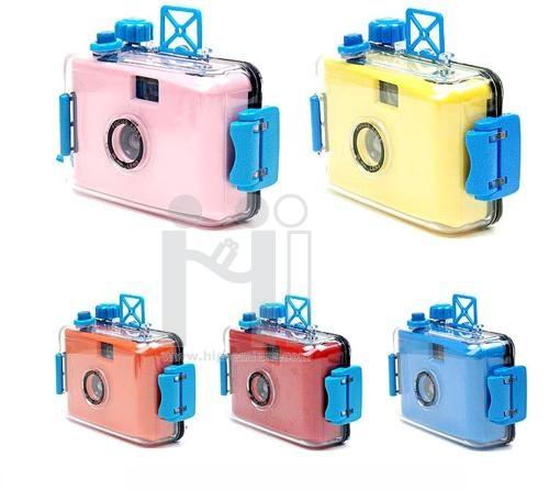 กล้องถ่ายรูปใต้น้ำ  กล้องถ่ายรูปกันน้ำ