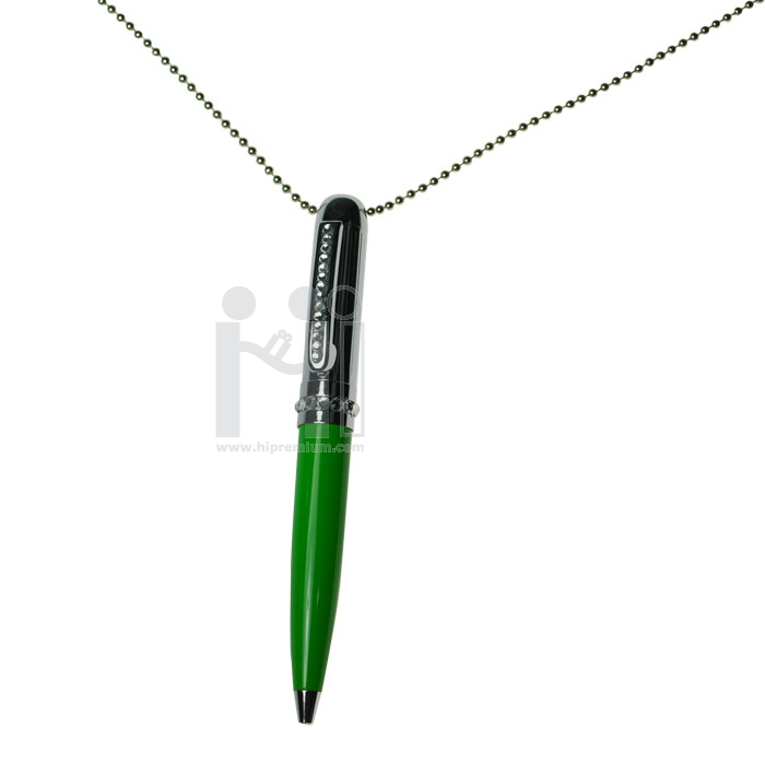 ปากกาคริสตัลแท้เกรดเอ ปากกาพร้อมสร้อยคอ<br>ขั้นต่ำ1,000แท่ง , ปากกาคริสตัล พรีเมี่ยม,ปากกา ประดับ คริสตัล,ปากกา crystal,ปากกาเพชร,ปากกาคริสตัล ของชำร่วย,ปากกาสร้อยคอ