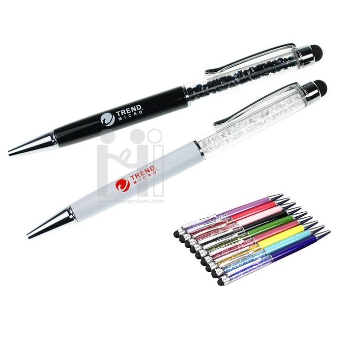 ปากกาคริสตัลเทียม Touch Screen สัมผัสหน้าจอ