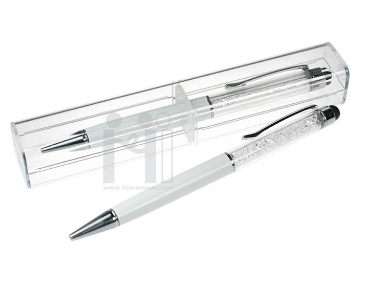 ***ปากกาคริสตัลเทียม Touch Screen สัมผัสหน้าจอ