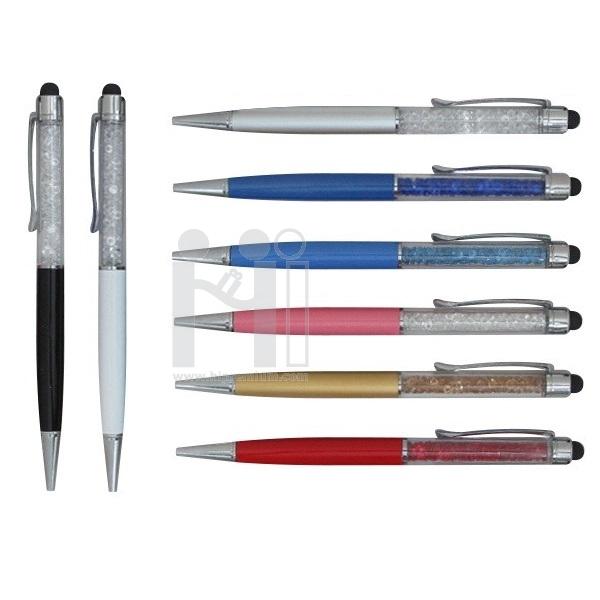 ปากกาคริสตัล ปากกาทัชสกรีนสัมผัสหน้าจอ