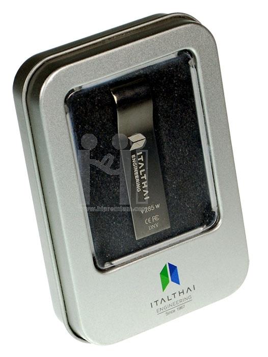 กล่องบรรจุ Flash Drive  Italthai Engineering Co., Ltd.