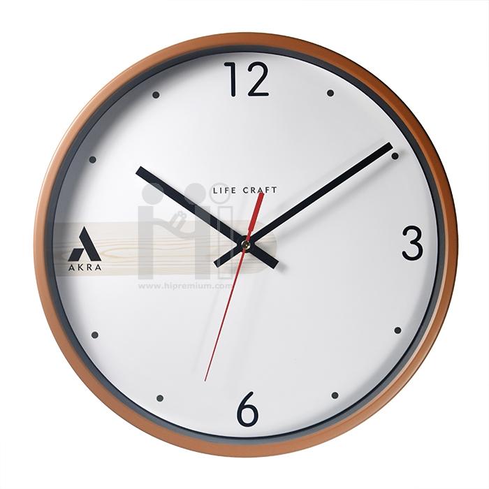 นาฬิกาแขวนผนังทรงกลม