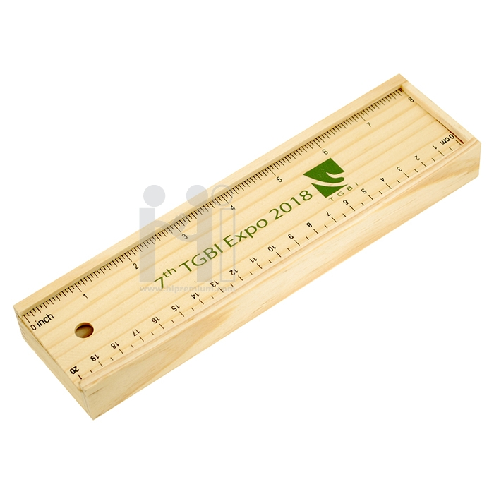 ชุดเซ็ตกล่องดินสอไม้