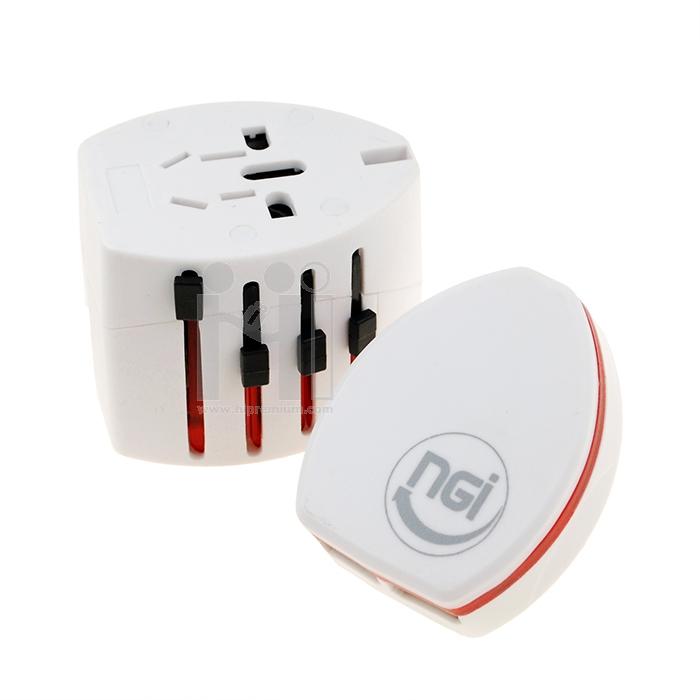 USB ปลั๊กไฟทั่วโลก