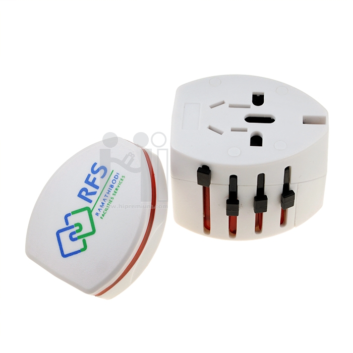 Universal USB Plug Adapter