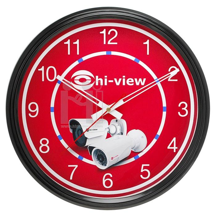 นาฬิกาแขวนกลม 12.5 นิ้ว บริษัท เอเซ็ดคิง