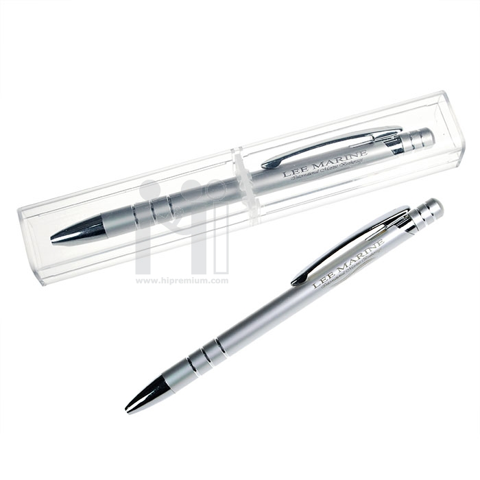 ปากกาโลหะหมึกลูกลื่น
