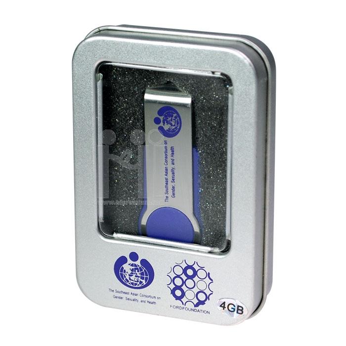 กล่องบรรจุ Flash Drive