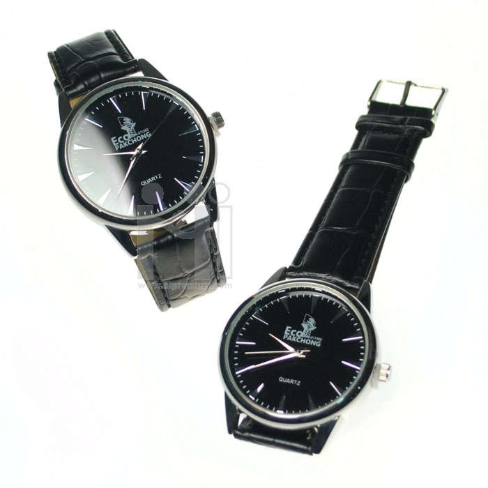 นาฬิกาข้อมือสายหนัง บริษัท โตโยต้าไทยเย็น จำกัด สาขาปากช่อง