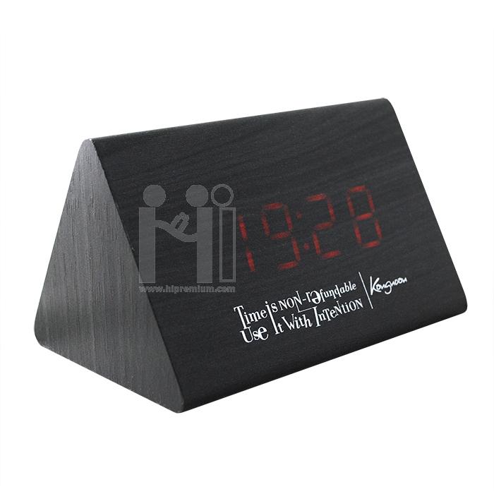 นาฬิกาตั้งโต๊ะดิจิตอล