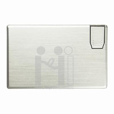 Flash Drive เครดิตการ์ดแฟลชไดร์ฟ โลหะ