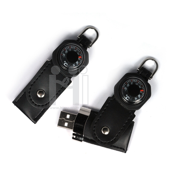 Thermometer USB Flash Drive แฟลชไดรฟ์ที่วัดอุณหภูมิ