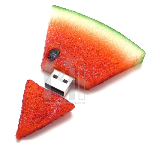 USB Flash Drive แฟลชไดร์ฟรูปแตงโม
