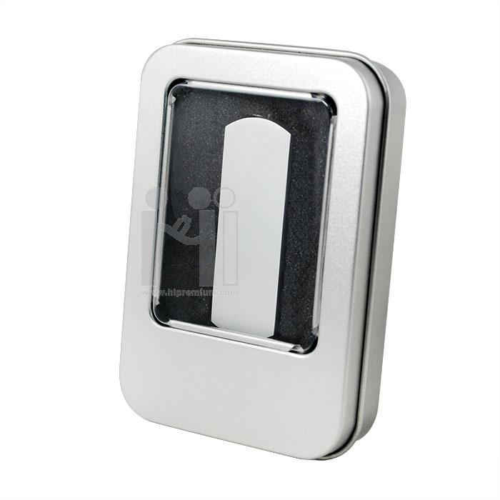 แฟลชไดร์ฟสต๊อก ความเร็วสูง Hi Speed USB 3.0 บรรจุกล่องโลหะ