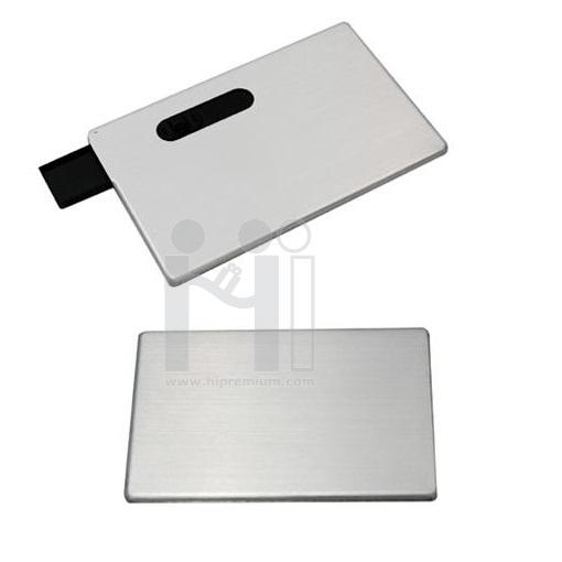 Flash Drive เครดิตการ์ดมินิ แฟลชไดร์ฟโลหะ