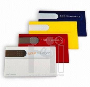 Credit Card USB Flash Drive แฟลชไดร์ฟการ์ด แฟลชไดร์ฟนามบัตร