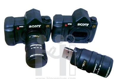 USB Flash Drive แฟลชไดร์ฟรูปกล้องถ่ายรูป