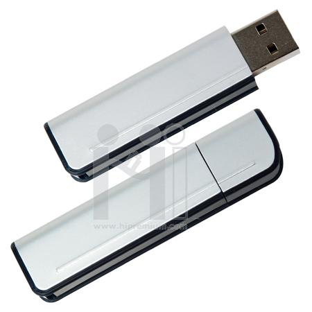 Flash Drive โลหะสลับพลาสติก แฟลชไดร์ฟ โลหะ