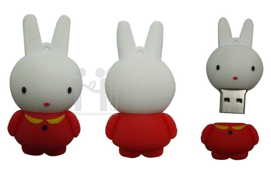 USB Flash Drive แฟลชไดร์ฟการ์ตูนรูป กระต่าย
