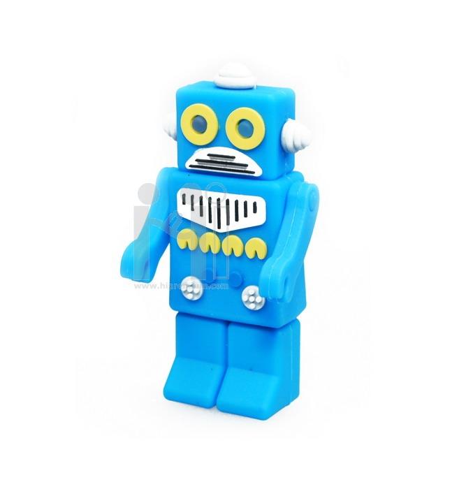 Robot Flash Drive แฟลชไดร์ฟรูปหุ่นยนต์