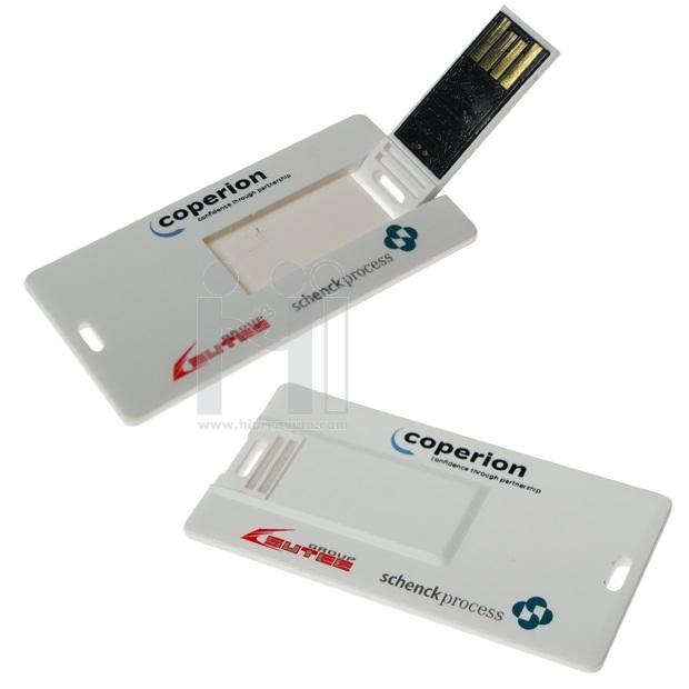 Mini Credit Card USB Flash Drive แฟลชไดร์ฟการ์ดเล็กสี่เหลี่ยม เครดิตการ์ดแฟลชไดร์ฟมินิสี่เหลี่ยม
