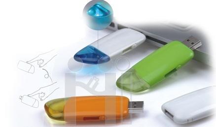USB Flash Drive แฟลชไดร์ฟพลาสติก
