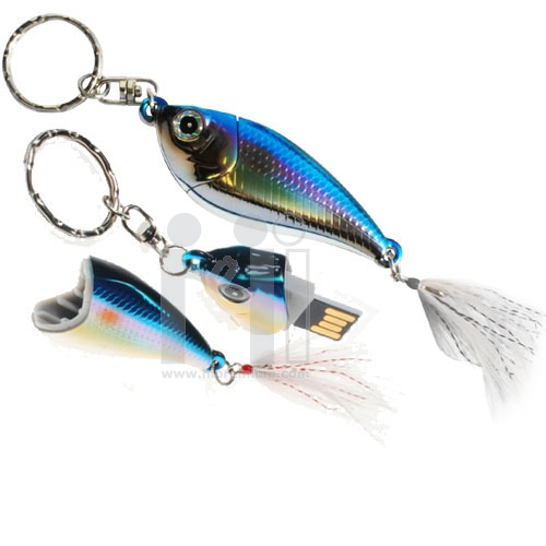 USB Flash Drive แฟลชไดร์ฟรูปปลา