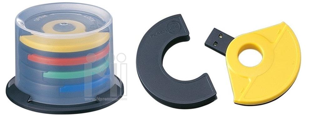 USB Flash Drive แฟลชไดร์ฟรูปแผ่นซีดี