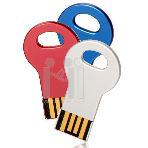 Slim Flash Drive แฟลชไดร์ฟสลิมบาง แฟลชไดรฟ์ลูกกุญแจ