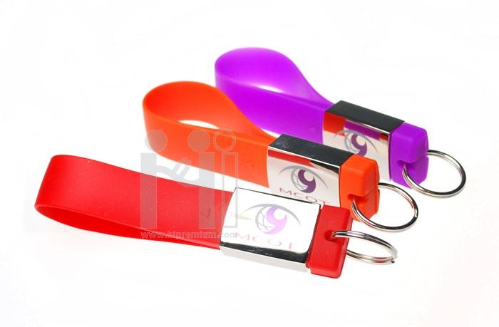 USB Flash Drive แฟลชไดร์ฟพวงกุญแจซิลิโคน