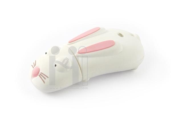 USB Flash Drive แฟลชไดร์ฟสัตว์ตัวการ์ตูนกระต่าย