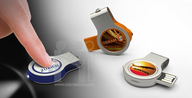 USB Flash Drive แฟลชไดร์ฟไฟฉาย<br>ทำโลโก้หยอดเรซิ่น(อีพ็อกซี่Epoxyเจลใส)