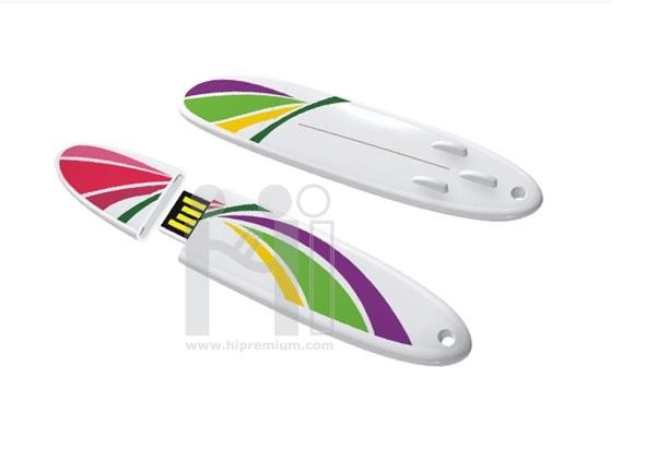 Surfboard USB stick <br>แฟลชไดร์ฟรูปเซิร์ฟบอร์ด