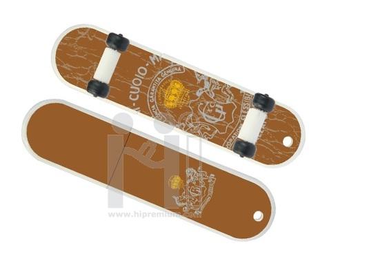 Skateboard USB stick <br>แฟลชไดร์ฟเสก็ตบอร์ด