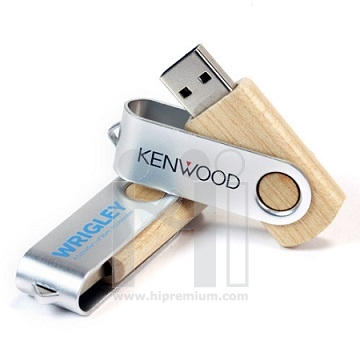 โละสต๊อก!! ราคาถูกมาก Chip Brand: Sandisk แฟลชไดร์ฟไม้ 4GB แฟลชไดรฟ์สต๊อกขั้นต่ำ10ชิ้น