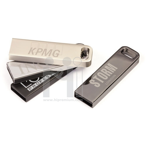 Flash Drive แฟลชไดร์ฟโลหะสลิมบาง แฟลชไดร์ฟเล็ก