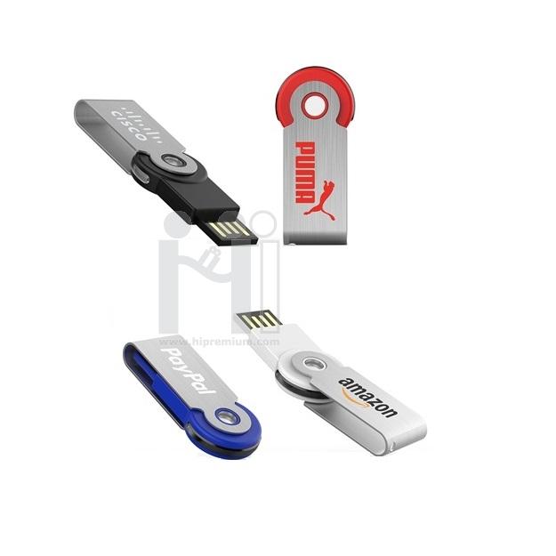 USB Flash Drive แฟลชไดร์ฟพลาสติก พรีเมี่ยม