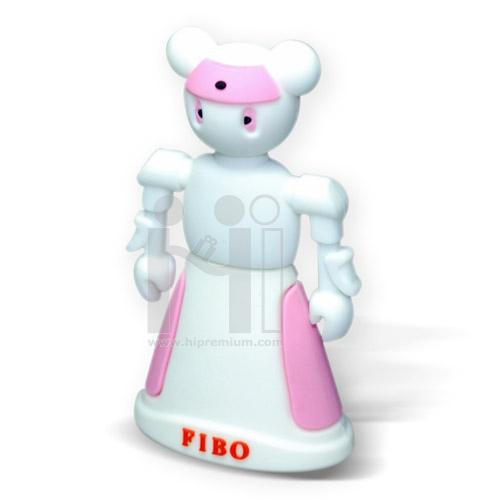 แฟลชไดร์ฟหุ่นยนต์นะโม หรือทรงอื่นๆตามสั่ง(แฟลชไดรฟ์สั่งทำ)