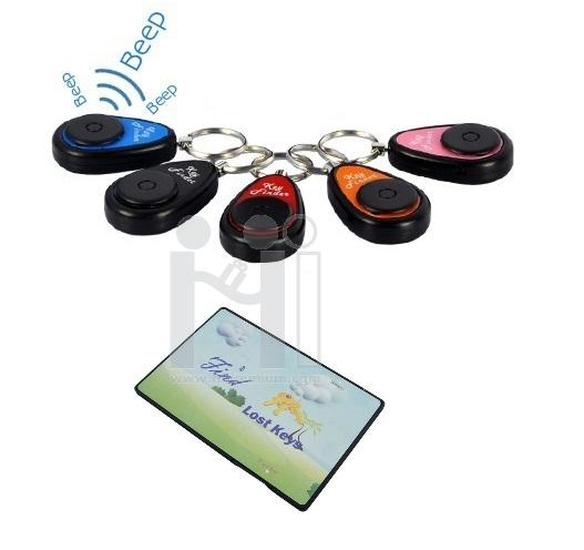 Wireless Key Finder<br>พวงกุญแจกันลืม พวงกุญแจกันหาย