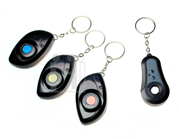 Wireless Key Finder<br>พวงกุญแจกันกันหาย สกรีนโลโก้