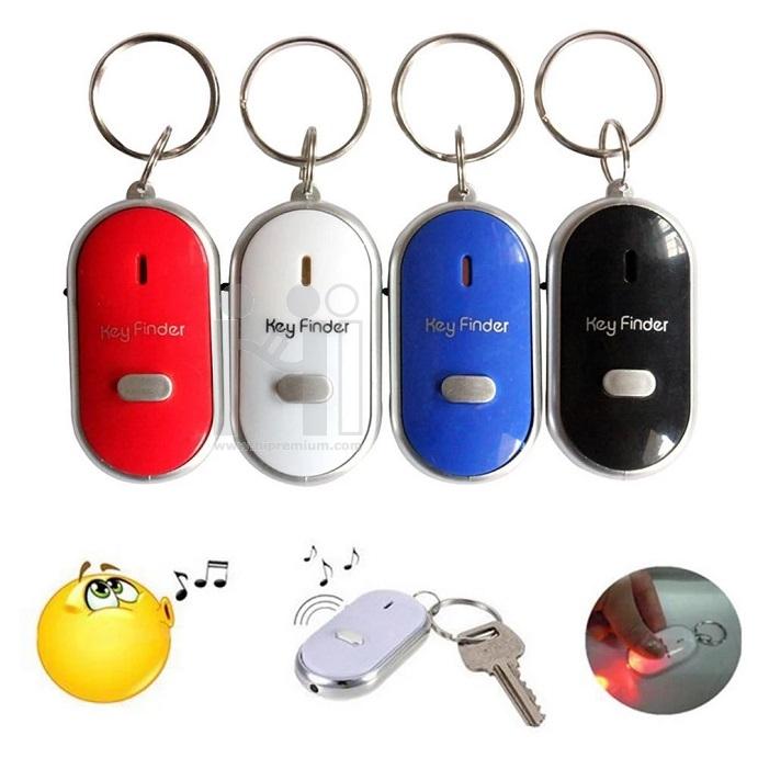 Whistle Key Finder <br>พวงกุญแจกันลืม พวงกุญแจกันหาย